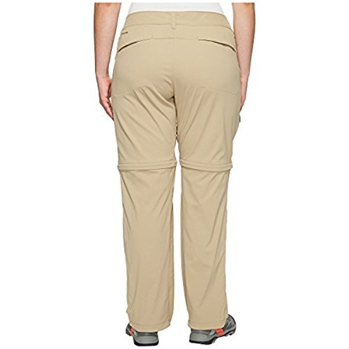 Columbia Damen SATURDAY Trail II Cabrio Hose British Tan