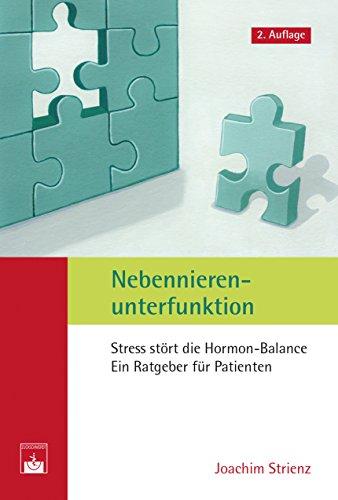 Nebennierenunterfunktion: Stress stört die Hormon-Balance -