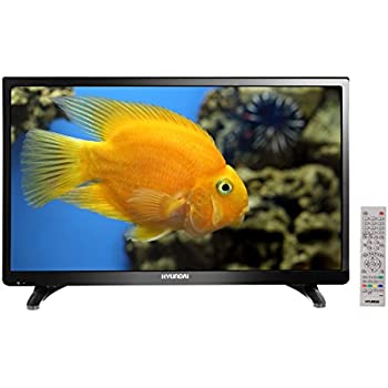 Hyundai 61 cm (24 inches) HY2452HH29-A HD Ready LED TV (Black)