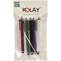 Kolay High Capacitive Aluminium Stylus Pen for HTC Desire 601 Dual Sim (Pack of 5) preiswert
