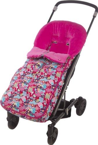 Tuc Tuc Kimono - Saco de abrigo de invierno para la silla de paseo para niña