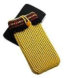 Yellow Handmade Electronics Accessories