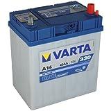 VARTA A14 Blue Dynamic / Autobatterie / Batterie 40Ah