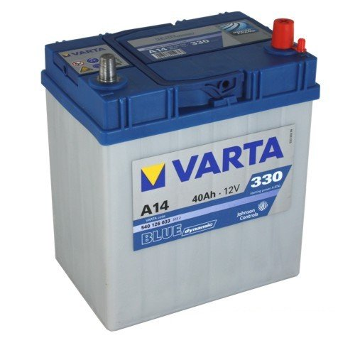 VARTA A14 - Batteria per auto Blue Dynamic da 40 Ah