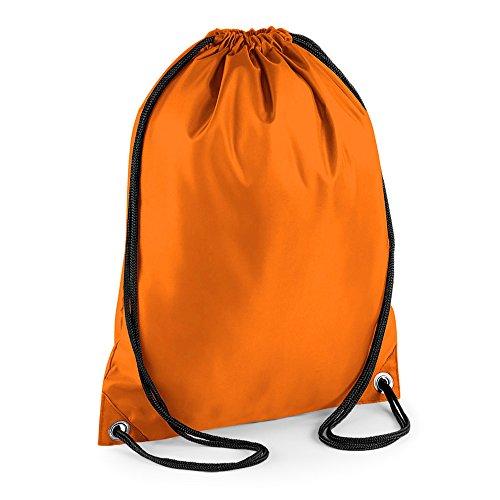 bagbase-budget-turnbeutel-wasserabweisend-11-liter-one-sizeorange