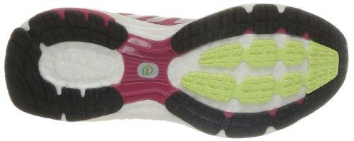 Adidas Energy Boost 2, Chaussures de running femme Rose (Vivid Berry S14/Pearl Metallic S14/Glow S14)
