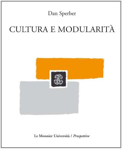 Cultura e modularità