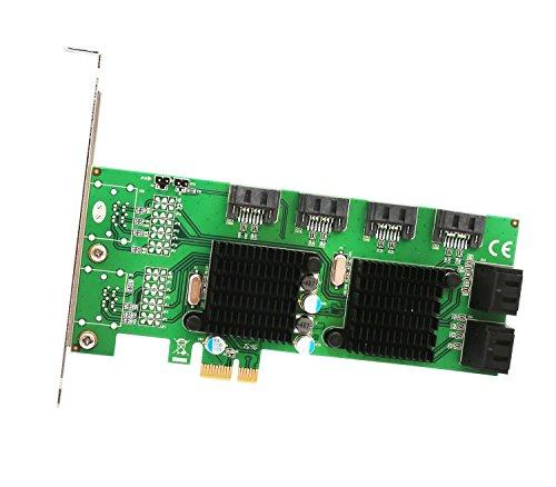 SYBA sd-pex400994Porta SATA III PCI-Express 2.0x 1Scheda di Controllo