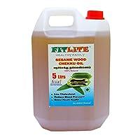 FITLITE Nature Sesame Chekku Oil 5 LTR