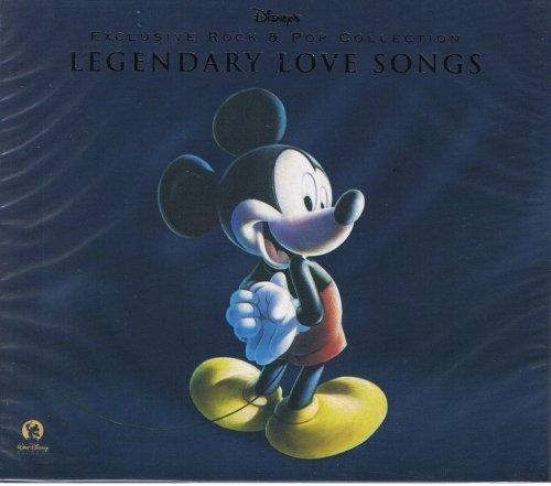 Walt Disney Exclusive Rock & Pop Collection: Legendary Love Songs