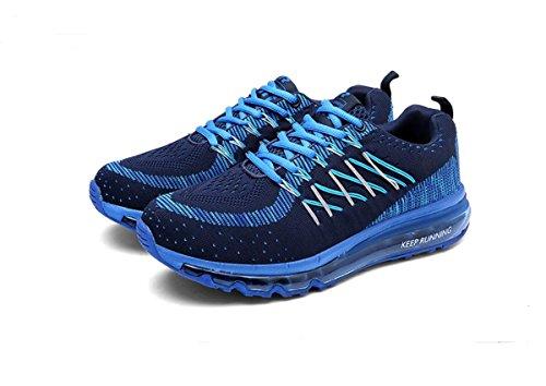 Chaussures de sport chaussures occasionnelles couple shoes Chaussures de course Blue