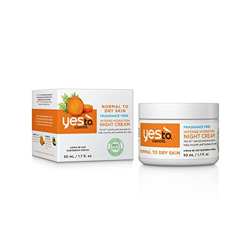 Perfect Intense Beauty Serum (Yes To Carrots Fragrance Free Intense Hydration Night Cream, 1er Pack (1 x 50 g))