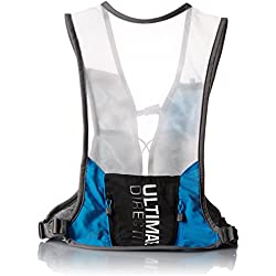 Ultimate Direction - To Race Vest 3.0, color grey, talla LG