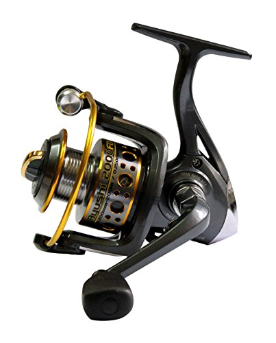 Mulinello pesca tubertini ryushi 2000 new 2015 ideale per trota o spinning