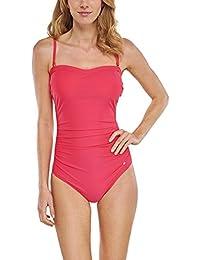 Schiesser Damen Einteiler Badeanzug