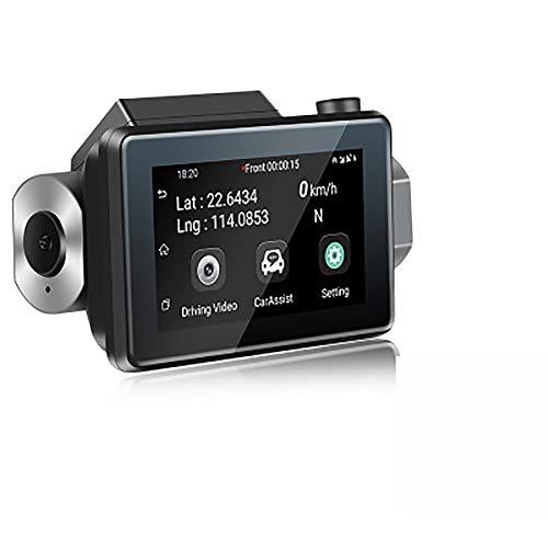 Driving Recorder, 3G-Version Mini versteckt WiFi Driving Recorder HD Nachtsicht 24-Stunden-Parküberwachung - K9 Flash-speicher