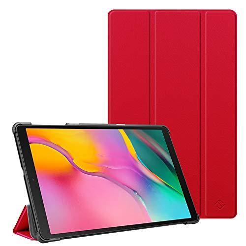 cover tablet samsung 10.1 FINTIE Custodia per Samsung Galaxy Tab A 10.1 2019 - Ultra Sottile Leggero Cover Protettiva Case per Samsung Galaxy Tab A 10.1 Pollici Modello SM-T510 / SM-T515 2019