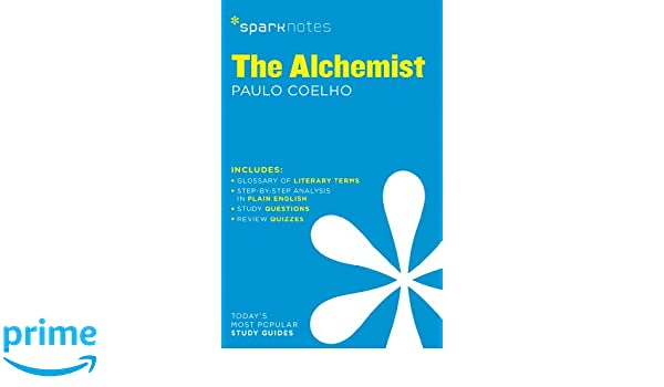 the alchemist sparknotes literature guide amazon co uk the alchemist sparknotes literature guide amazon co uk sparknotes paulo coelho 9781411471016 books