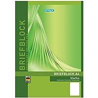 Stylex 40017 - Bloc, DIN A4, 50 hojas, color blanco