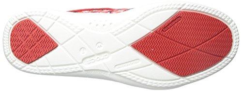 Crocs Walu Ii Leopard Print Loafer Multi/White