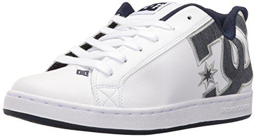 Shoes D0300927 Scarpe sportive SHOE DC Denim uomo GRAFFIK SE COURT UHaZZ1q