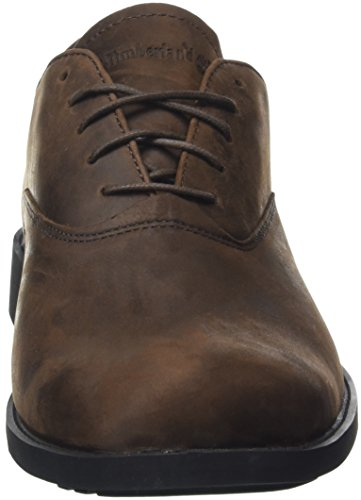 Timberland Fitchburg Waterproof, Oxfords Homme Marron (Brown)