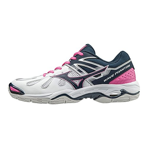 Mizuno Wave Phantom Women's Chaussure De Basket - AW16 blue
