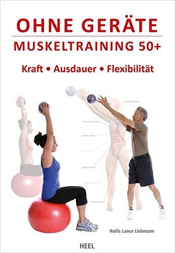 Ohne Geräte: Muskeltraining 50+