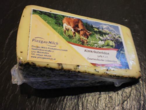 Almkräuterkas Kräuterkäse aus dem Pinzgau Österreich Käse Kräuter