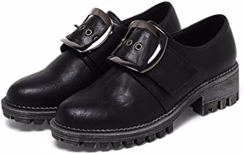 Escarpins Femme/Ouvert/Chaussures Plates Plates Femme/Ouvert/Chaussures Confortables DichotoFemmethes Fond docuHommes taire Dame,Black,36B075H65GGCParent 12a82f