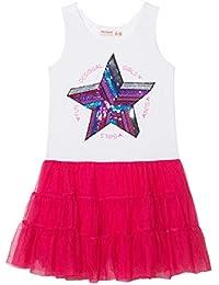 Desigual Girl Knit Dress Straps (Vest_Swan), Vestido para Niñas