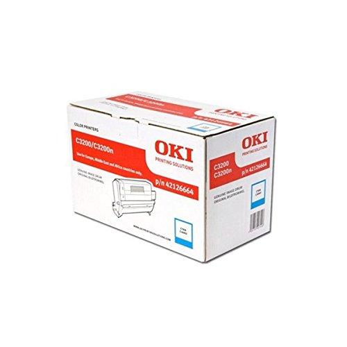 Preisvergleich Produktbild OKI 42126664 C3200 Trommel 14.000 Seiten,  cyan