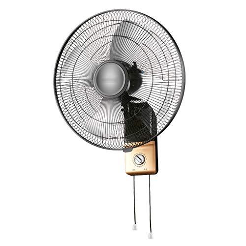 JIJIHAO Fengshan Ventilador Eléctrico De Metal Montado En La Pared Equipo De Soplado De Aire Giratorio...