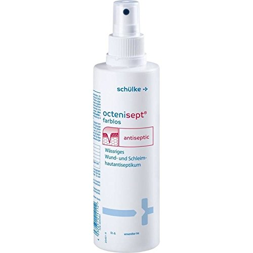 Octenisept mit Sprühpumpe 250 ml -