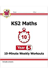 Descargar gratis New KS2 Maths 10-Minute Weekly Workouts - Year 5 en .epub, .pdf o .mobi