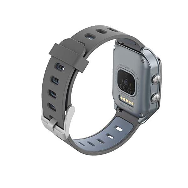 Leotec Smartwatch GPS Swim Swolf Gris 3