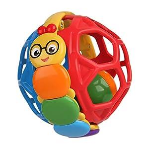 Baby Einstein Bendy Ball Multi - Juguetes de Habilidades motoras (Multi, De plástico, Cualquier género)