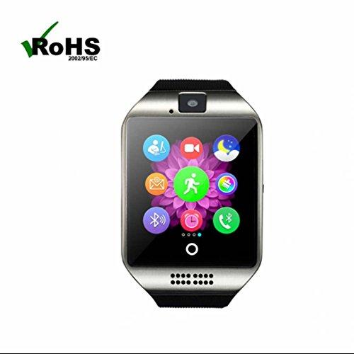 Sport watch Bluetooth Smart Uhr Watch Fitnessarmband,Fitness Tracker,Langlebig,Kalorienzähler,Leben wasserdicht, Bequem und praktisch,Schöne Mode Smart uhr,kompatibel mit iPhone und Samsung Android Geräte usw