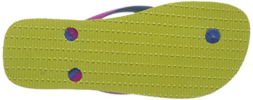 Havaianas Top Mix 4115549, Infradito Unisex – Adulto Giallo (Revival Yellow)