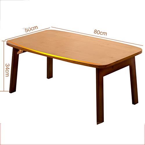 MEIDUO Tische Große Größe Laptop-Fach Schreibtisch Faltbare Bett Tischplatte, Kaffee / TV...