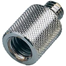 K & M 21800––000–01–Adaptador para soporte de micrófono (níquel