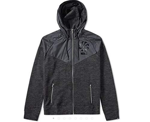 Nike M NSW Legacy Wr Ft Gx - Jacke für Herren, Farbe Schwarz, Größe S - Herren Legacy-jacke