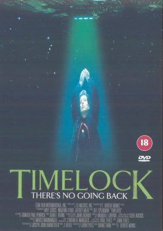 Timelock [DVD] by Maryam d'Abo