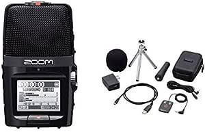 Zoom H2n Digitalrecorder Zubehör Set Aph 2n Musikinstrumente