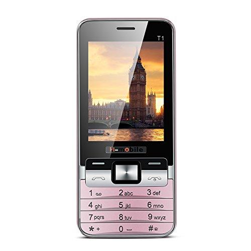 ältere Menschen Für Handys (Kivors® Smartphone Kivors Seniorenhandy T1 Dual SIM Mobile mit beleuchteten Tasten und SD-Karten Erweiterungsfunktionen für ältere Menschen)