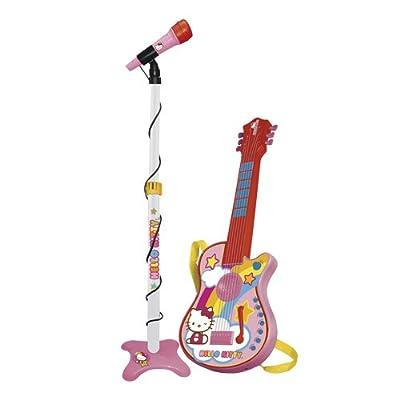Claudio Reig - Guitarra Con Micro Hello Kitty 72-1504 por Claudio Reig
