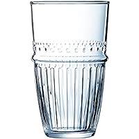 Luminarc LOUISON Vaso, 0.35 litros, Vidrio Templado
