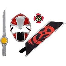 Bandai Power Rangers–Set accesorios ninja Steel, 43550