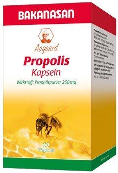 Bakanasan, Aagaard Propolis-Kapseln, 60 Kps.