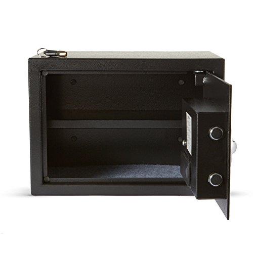 amazonbasics tresor g nstig kaufen. Black Bedroom Furniture Sets. Home Design Ideas